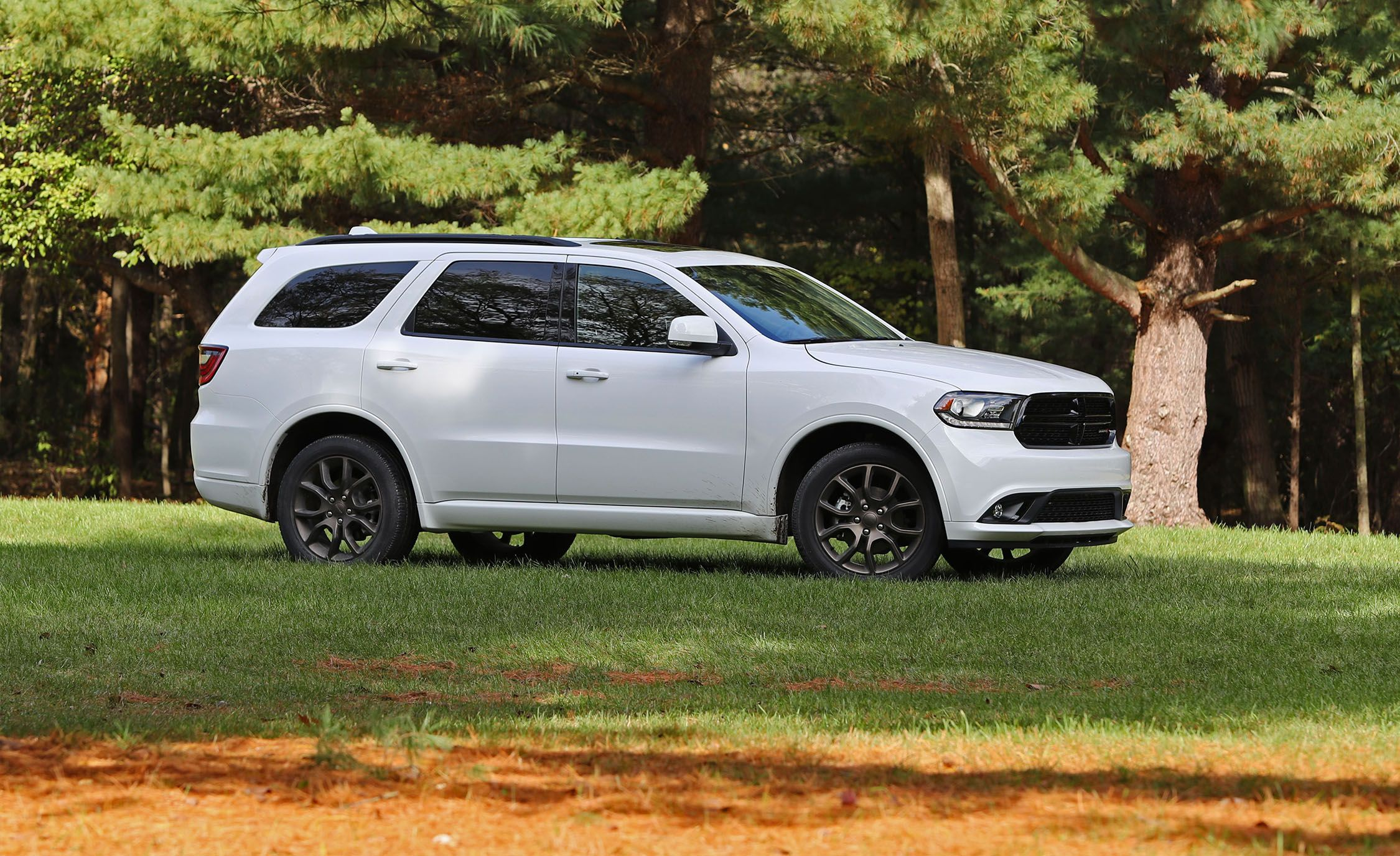 Best Car Warranty >> 2018 Dodge Durango | In-Depth Model Review | Car and Driver