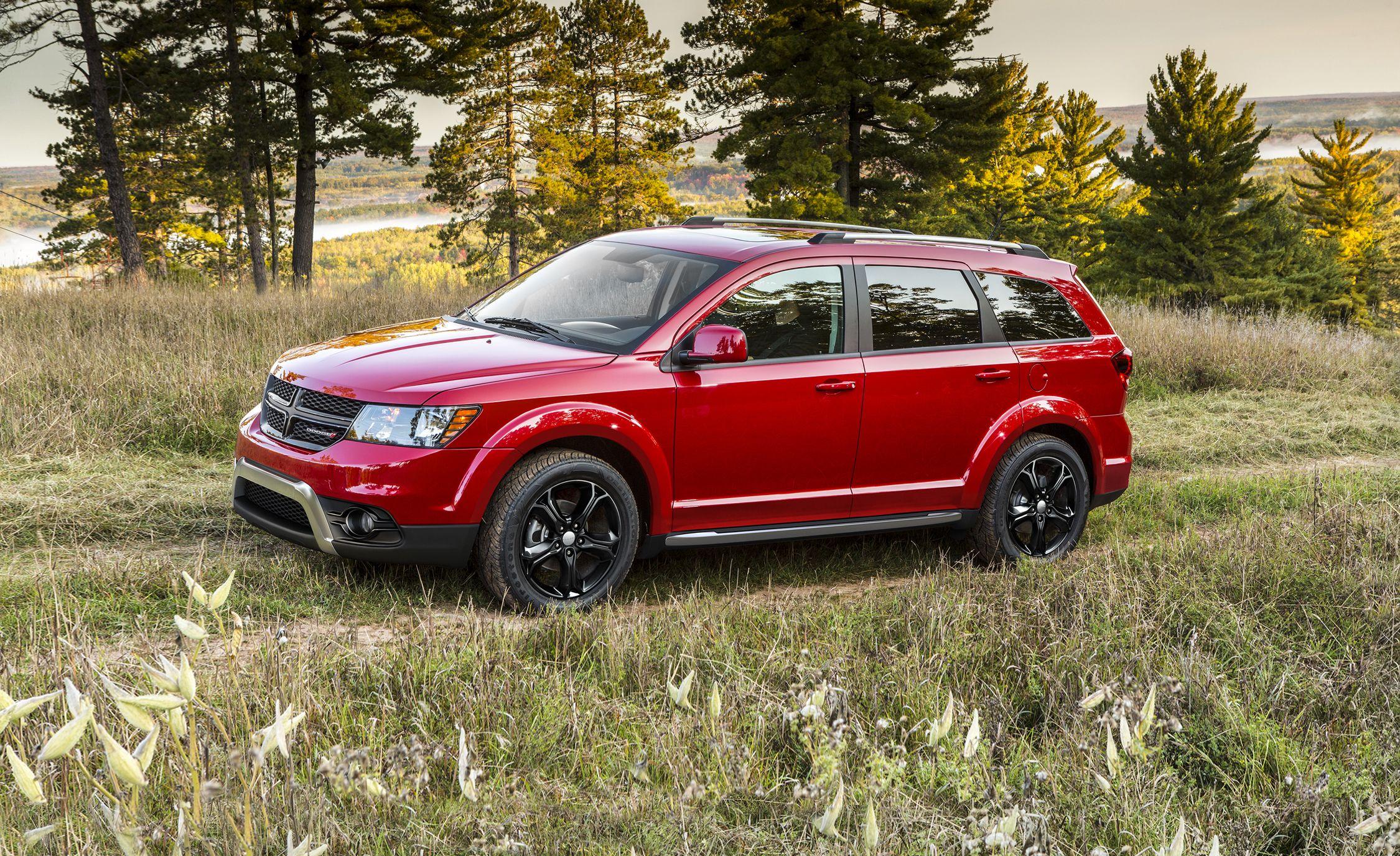 2017 Dodge Journey Fuel Economy Review