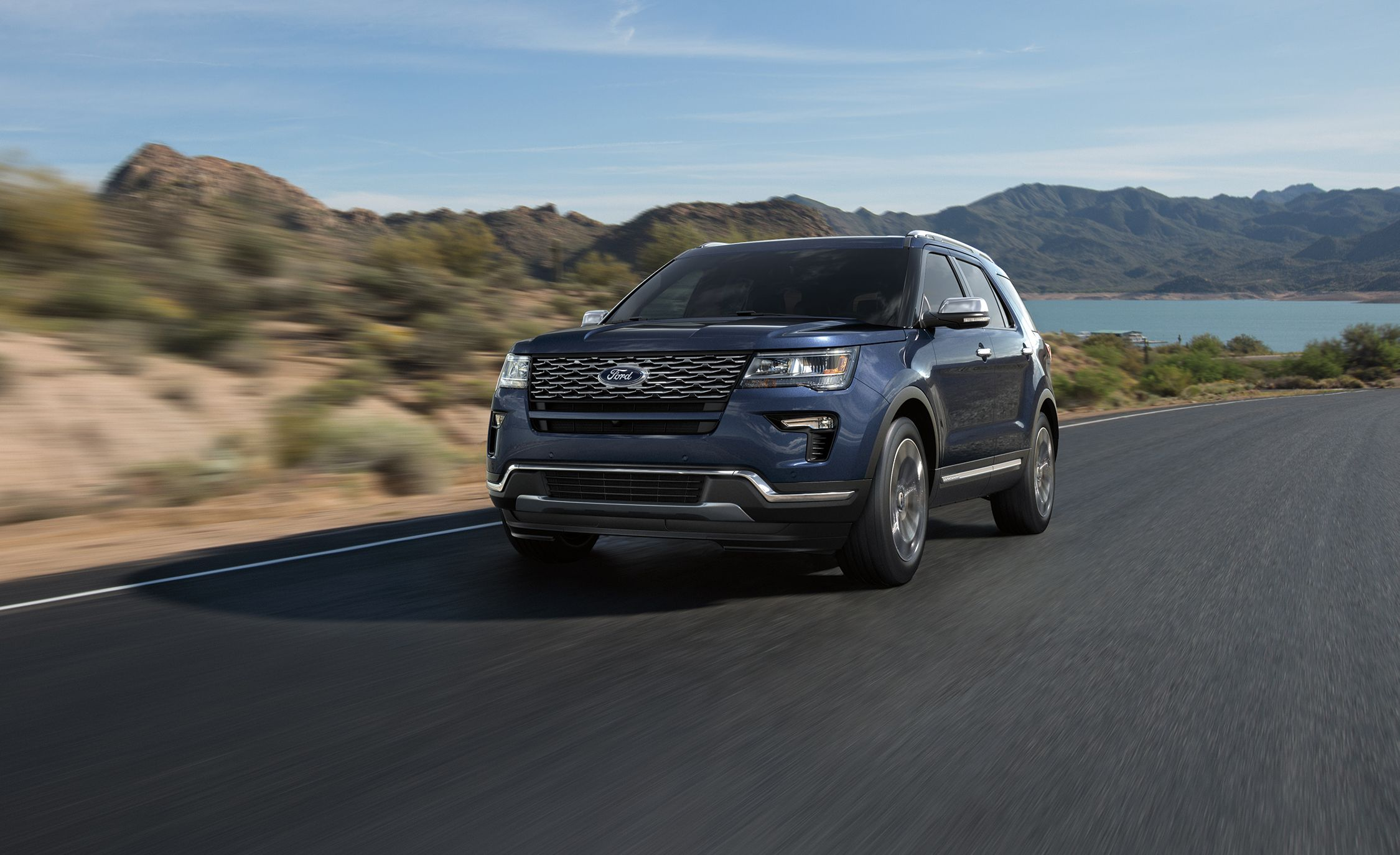 2018 Ford Explorer In Depth Model Review Car And Driver