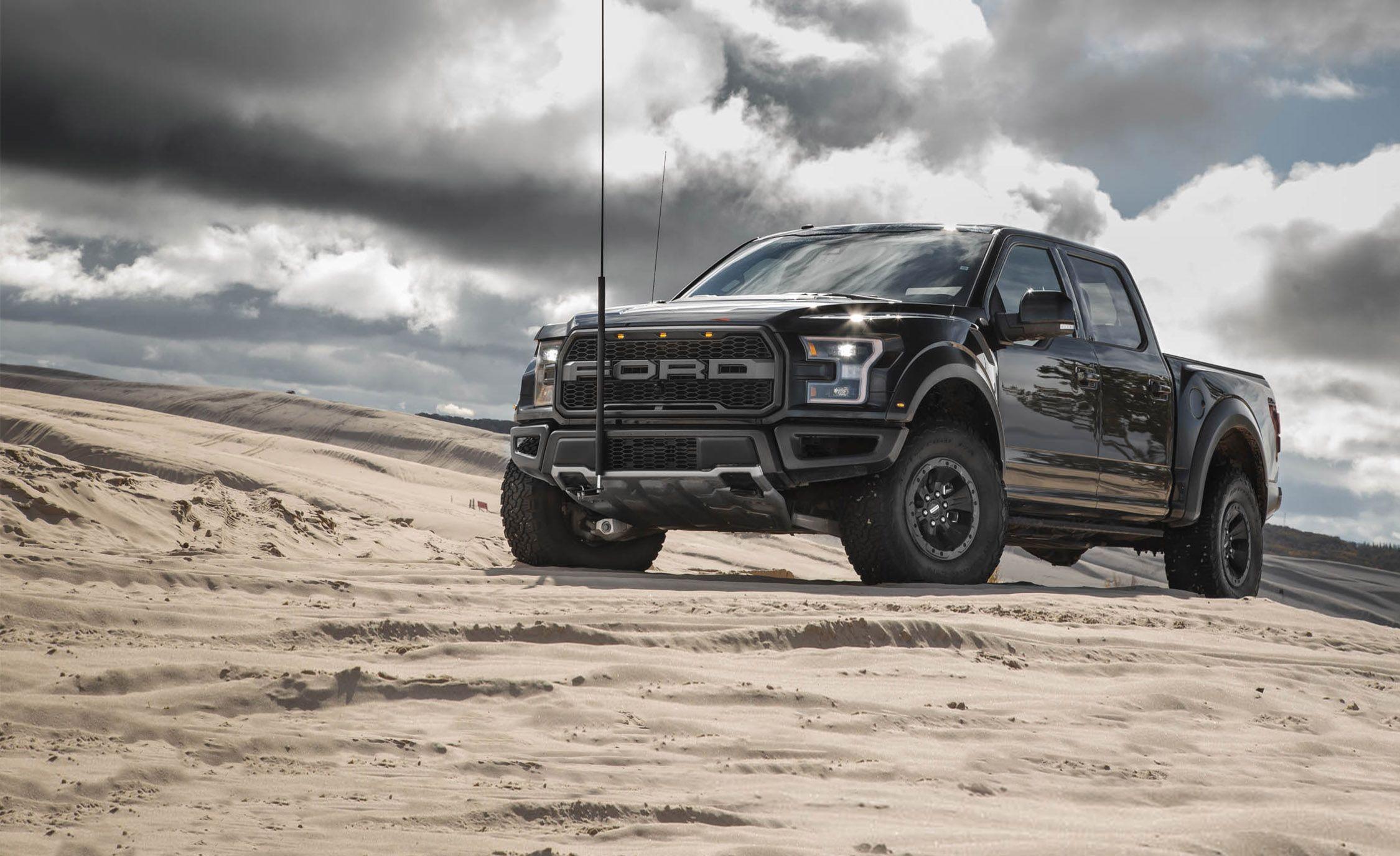 Ford F  Raptor