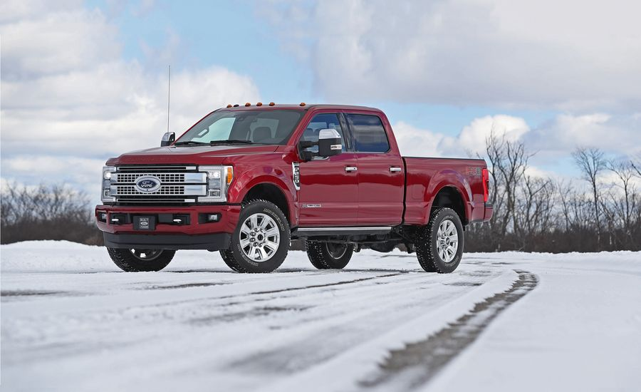 2018 ford f series super duty in depth model review car and driver. Black Bedroom Furniture Sets. Home Design Ideas