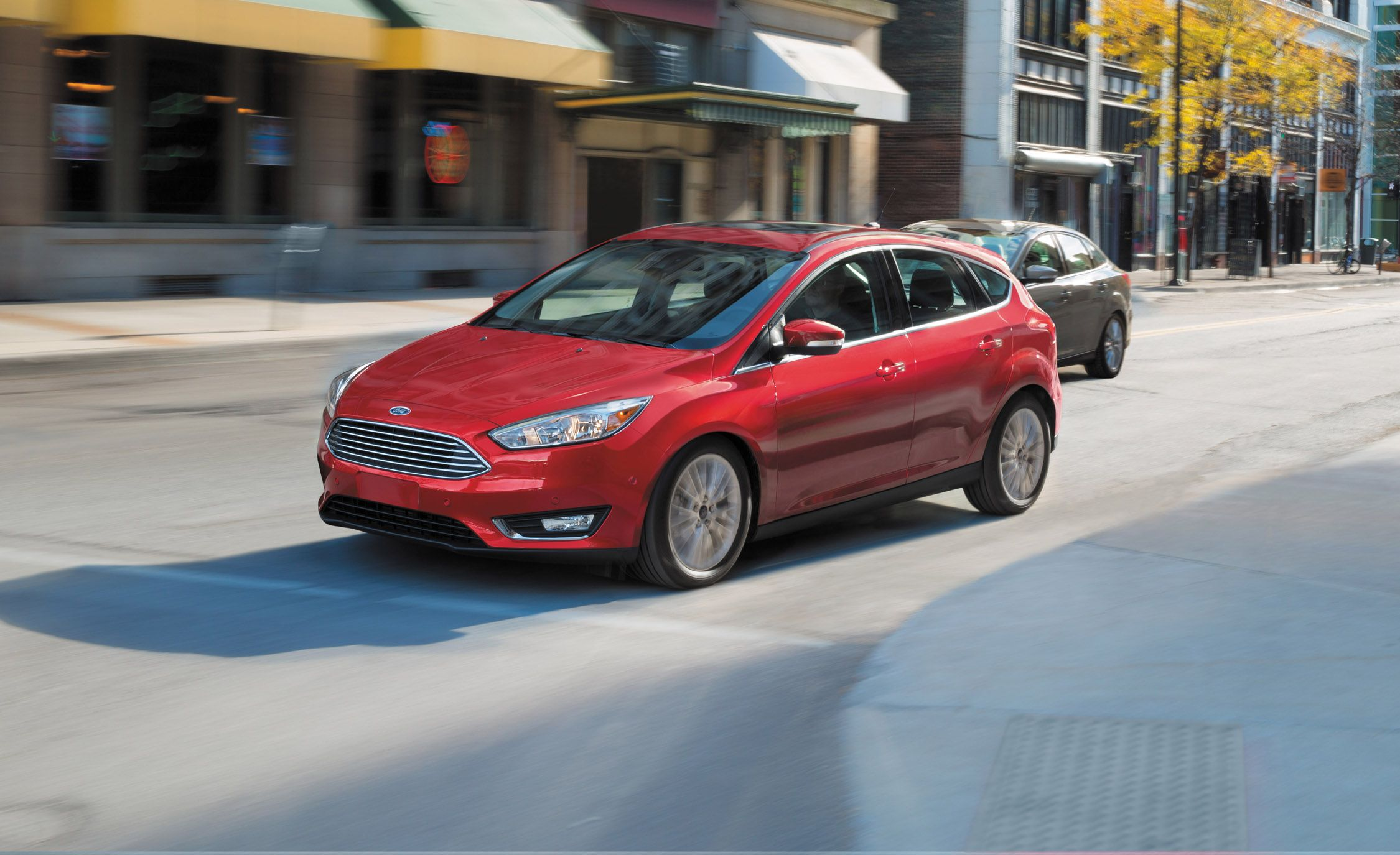 2018 Ford Focus & 2018 Ford Focus | In-Depth Model Review | Car and Driver markmcfarlin.com
