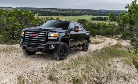 2018 GMC Sierra 2500HD / 3500HD
