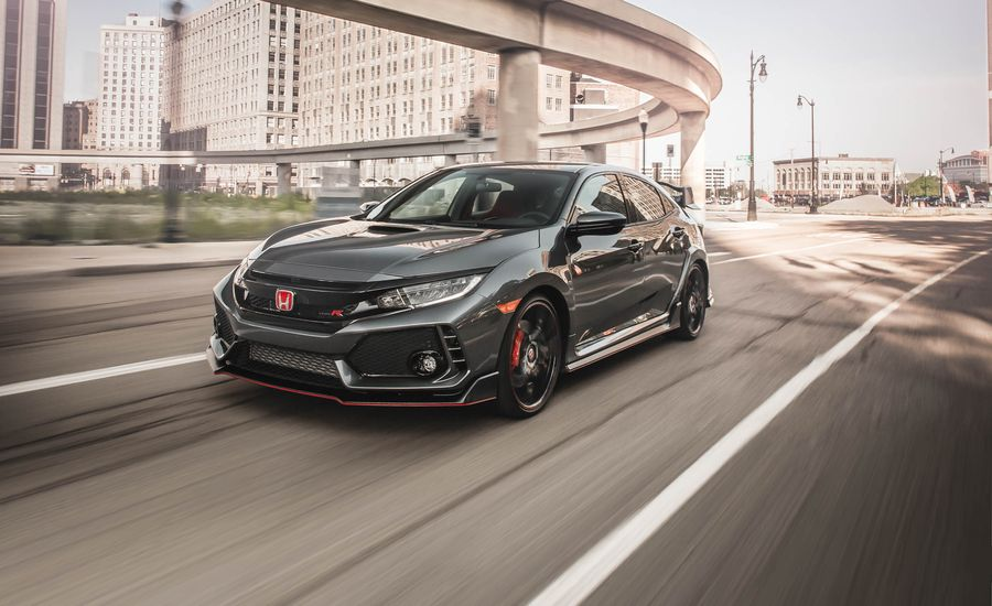 2018 honda civic type r in depth model review car and driver. Black Bedroom Furniture Sets. Home Design Ideas