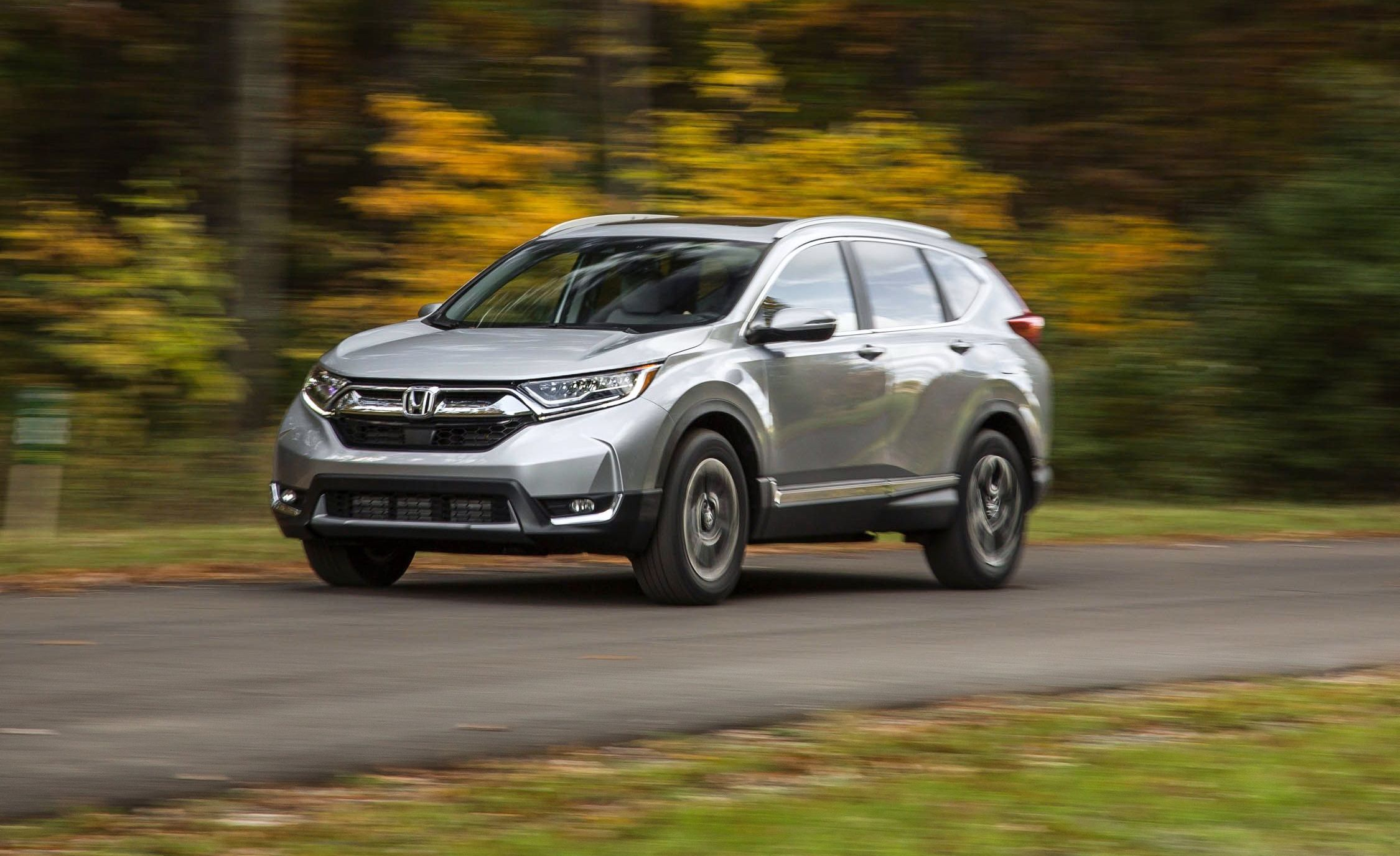 2018 Honda Cr V In Depth Model Review Car And Driver