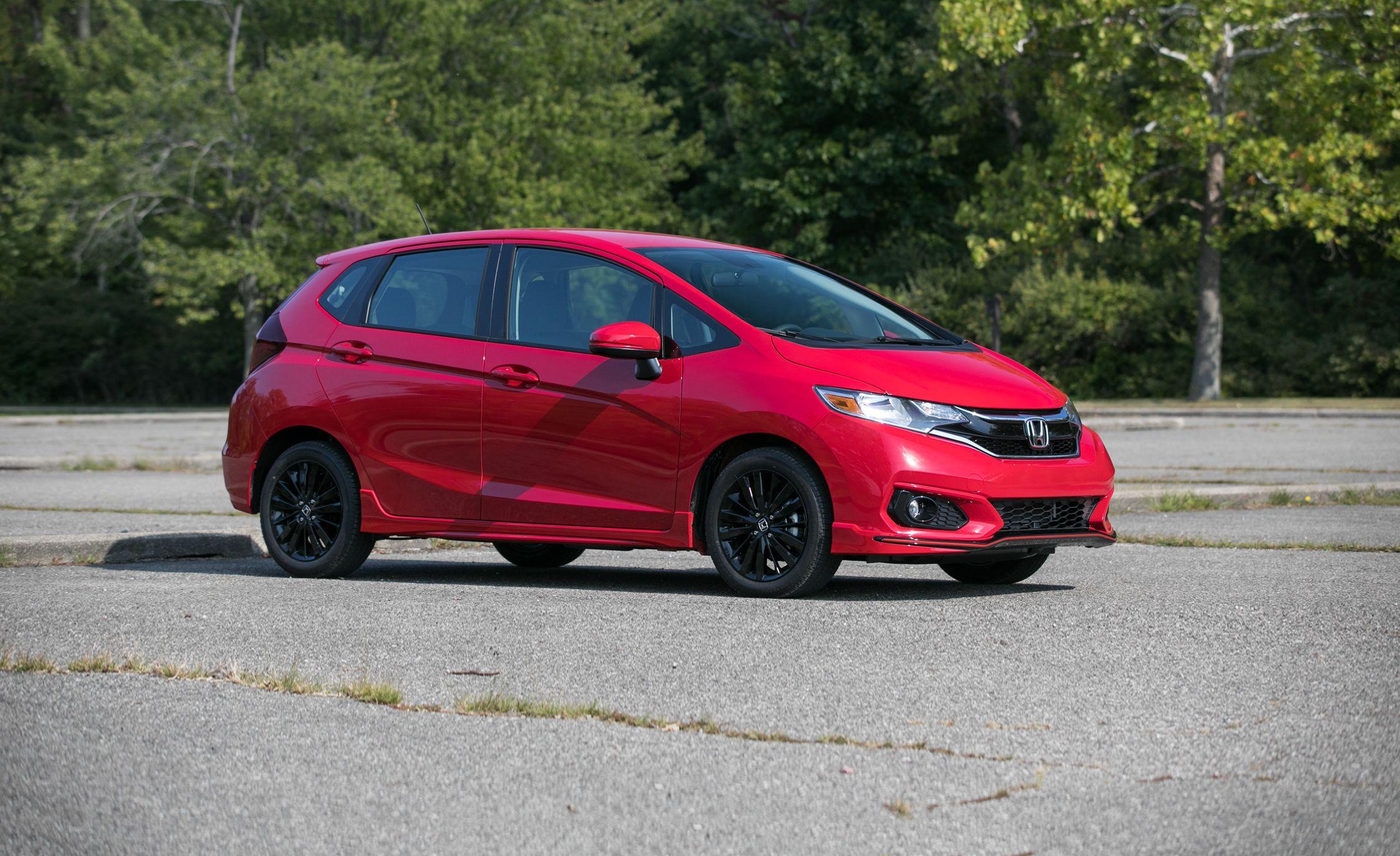 2018 Honda Fit. Reviews ...
