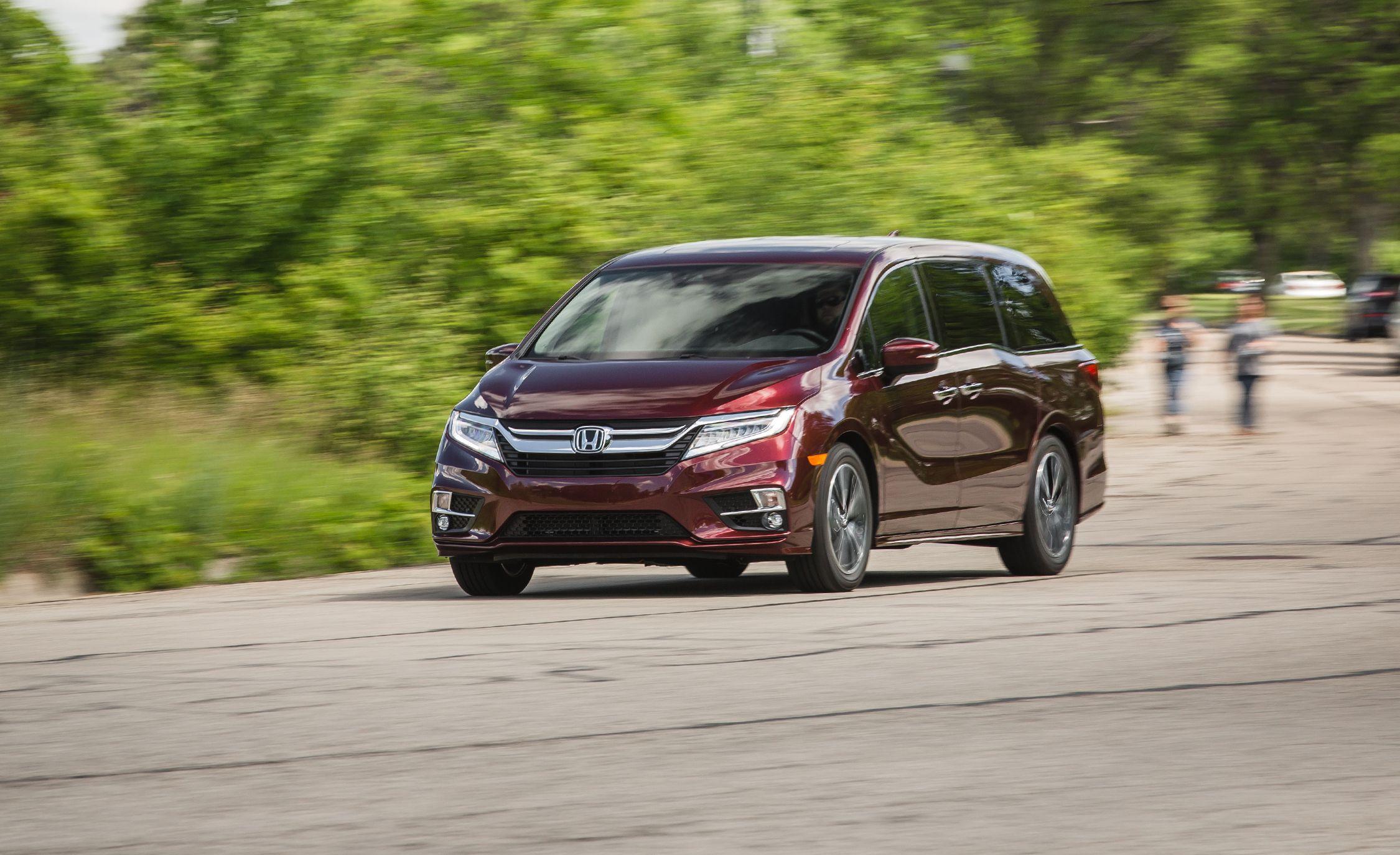 2018 Honda Odyssey In Depth Model Review
