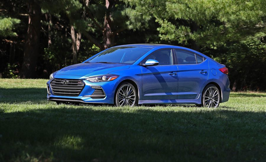 2018 Hyundai Elantra Sport | In-Depth Model Review | Car ...