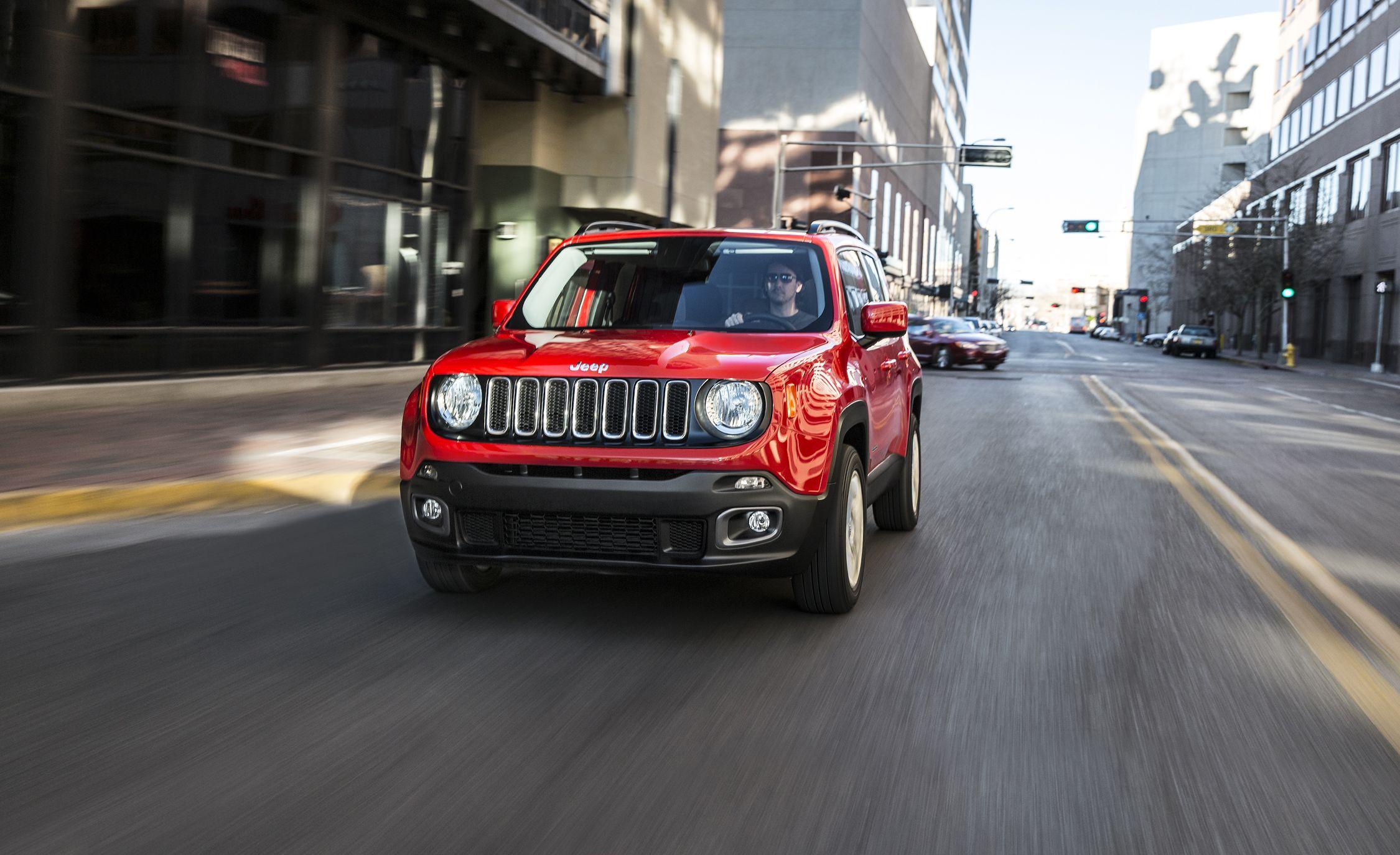 Jeep Renegade Reviews Jeep Renegade Price Photos And Specs Car