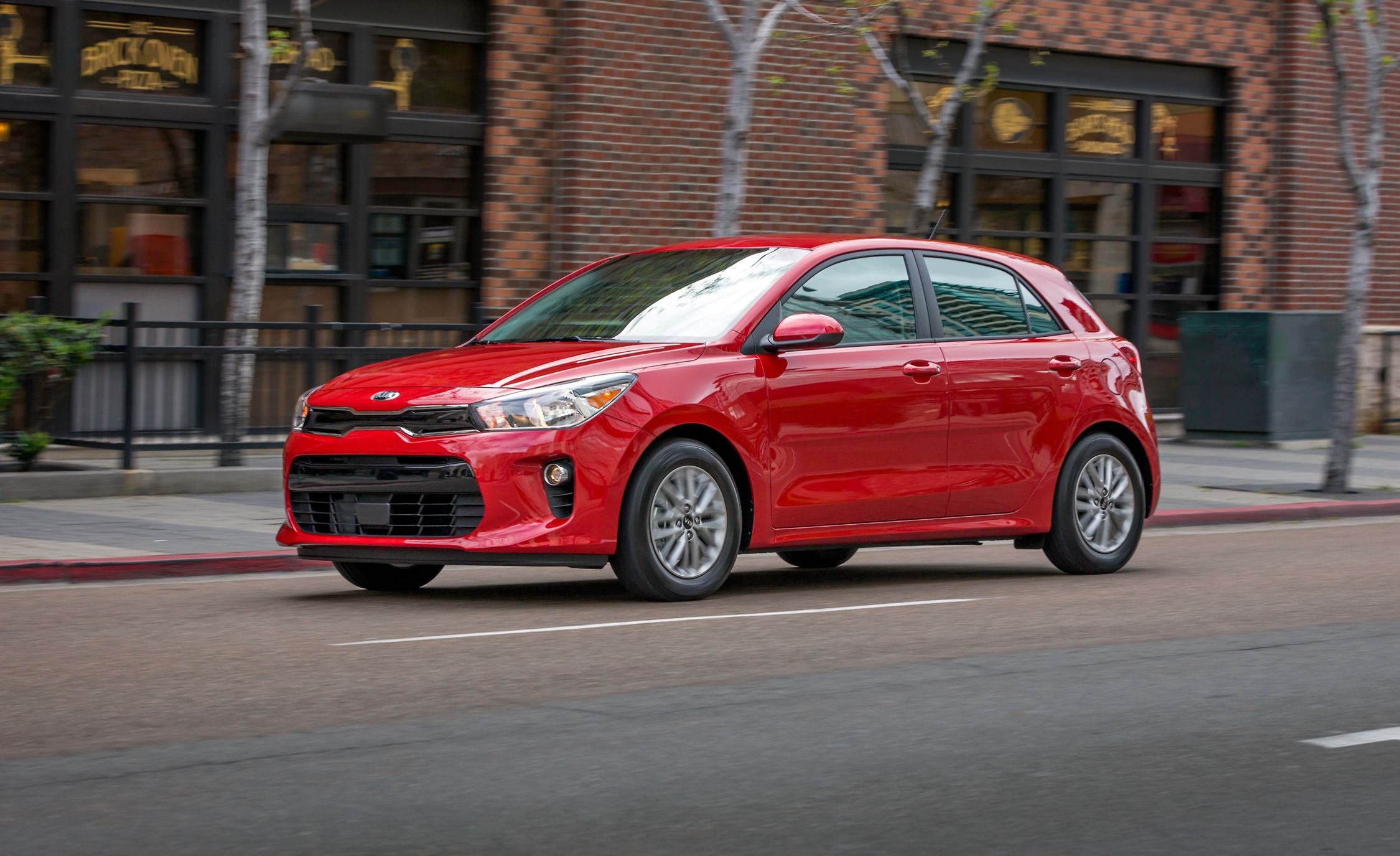 2018 Kia Rio First Drive Review Car And Driver