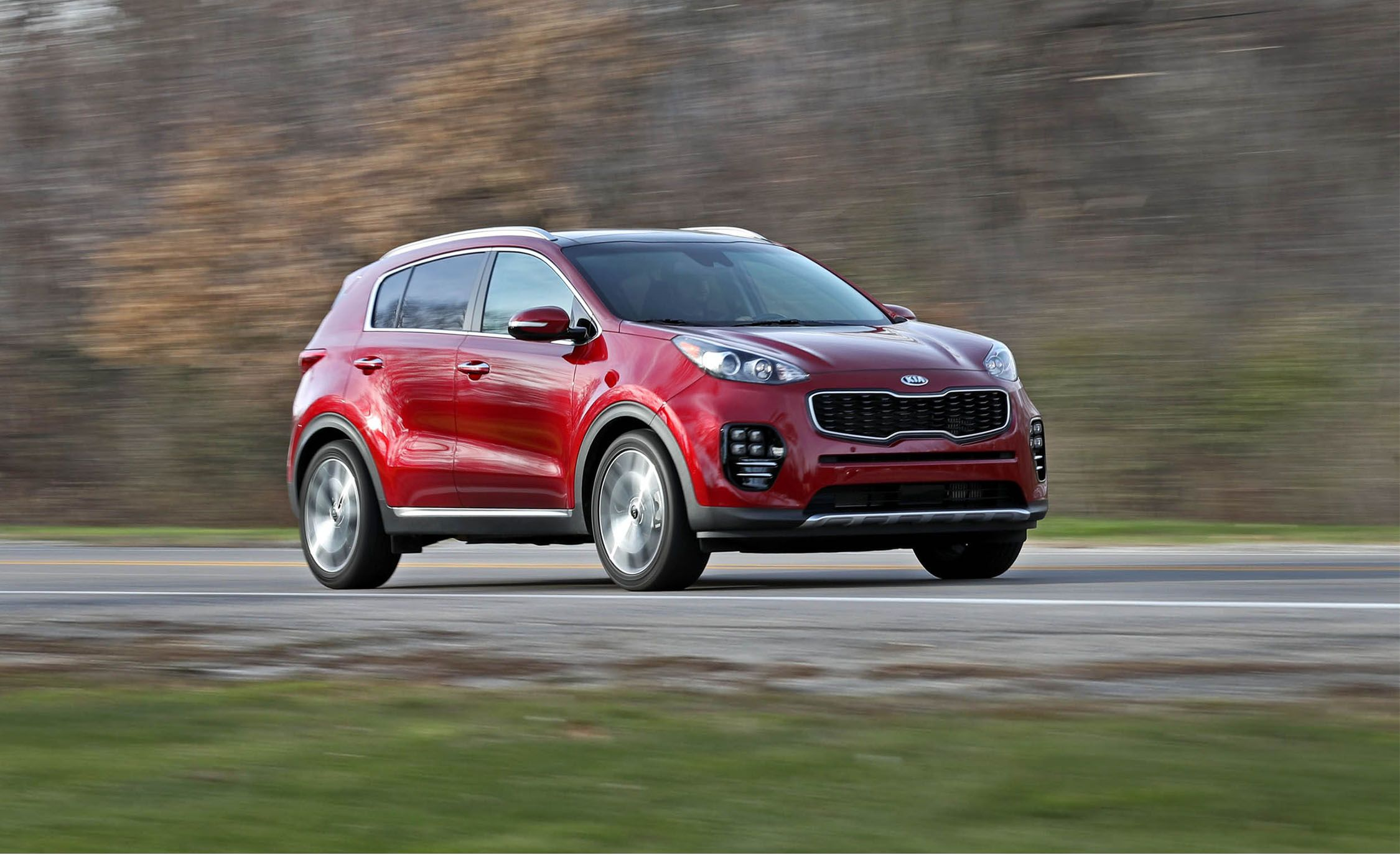 2018 Kia Sportage | In-Depth Model Review | Car and Driver