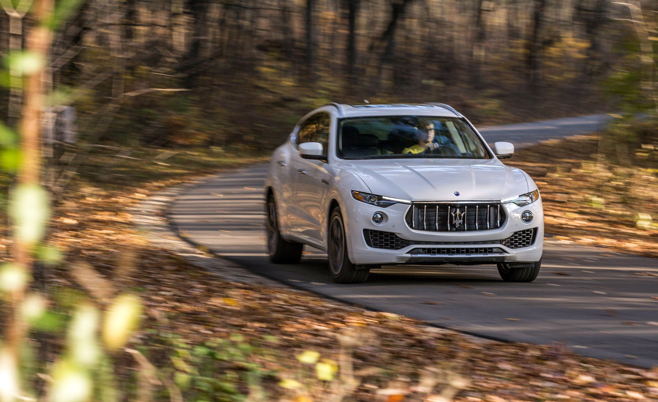 Maserati Levante Reviews | Maserati Levante Price, Photos, and Specs