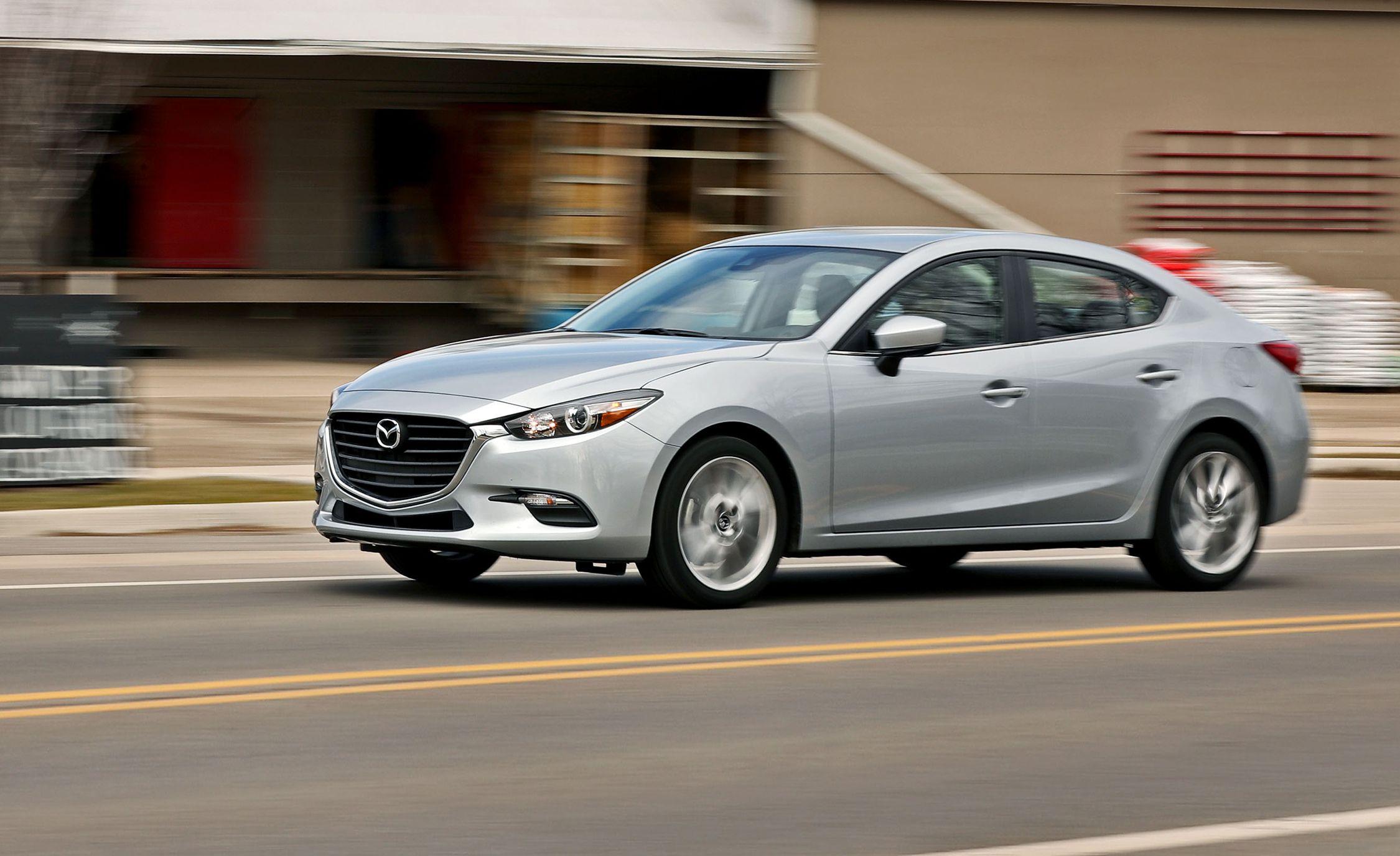 2018 Mazda 3