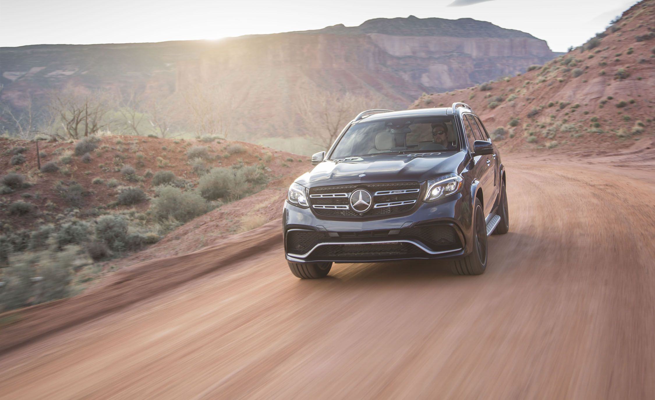 2018 Mercedes Amg Gls63 In Depth Model Review Car And Driver