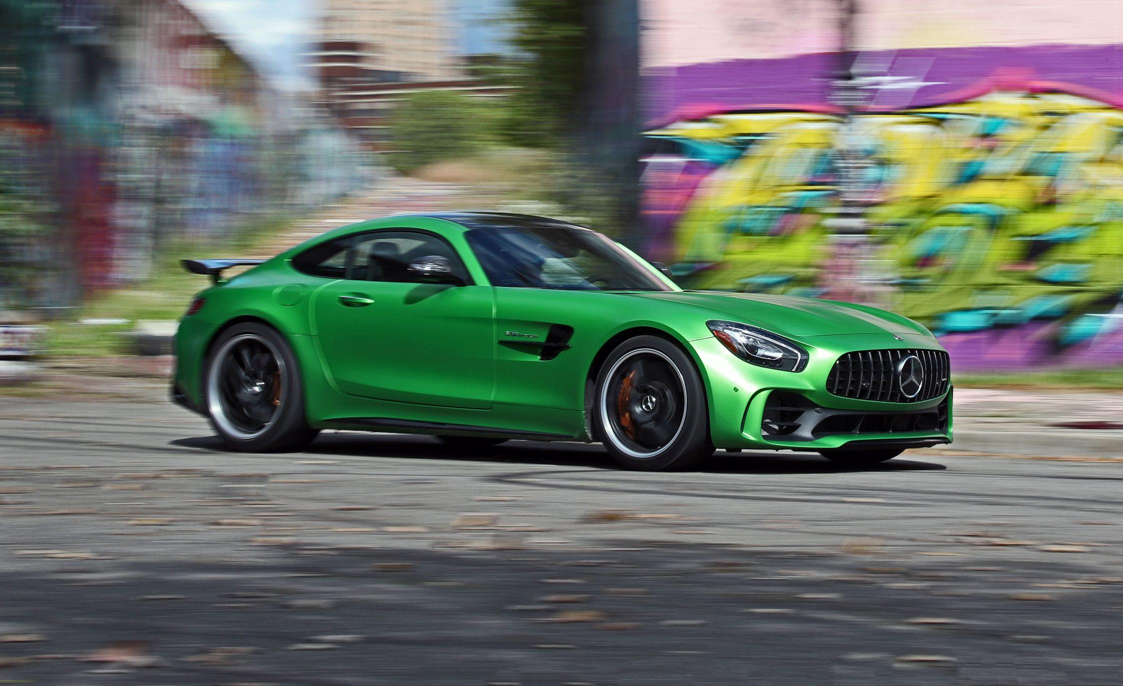 2018 Mercedes-AMG GT C / GT C Roadster / GT R