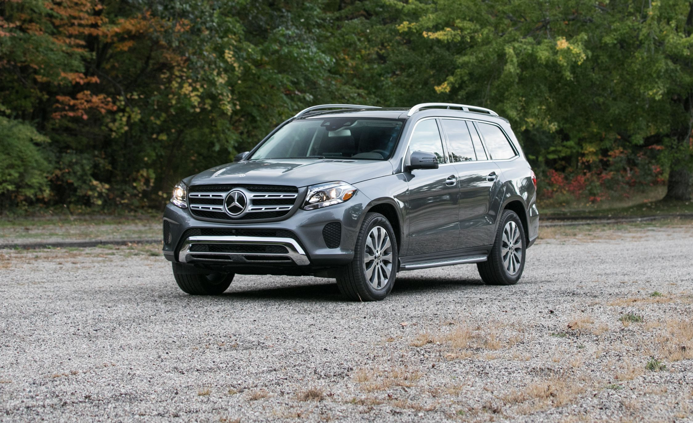2018 Mercedes Benz Gls Class In Depth Model Review Car