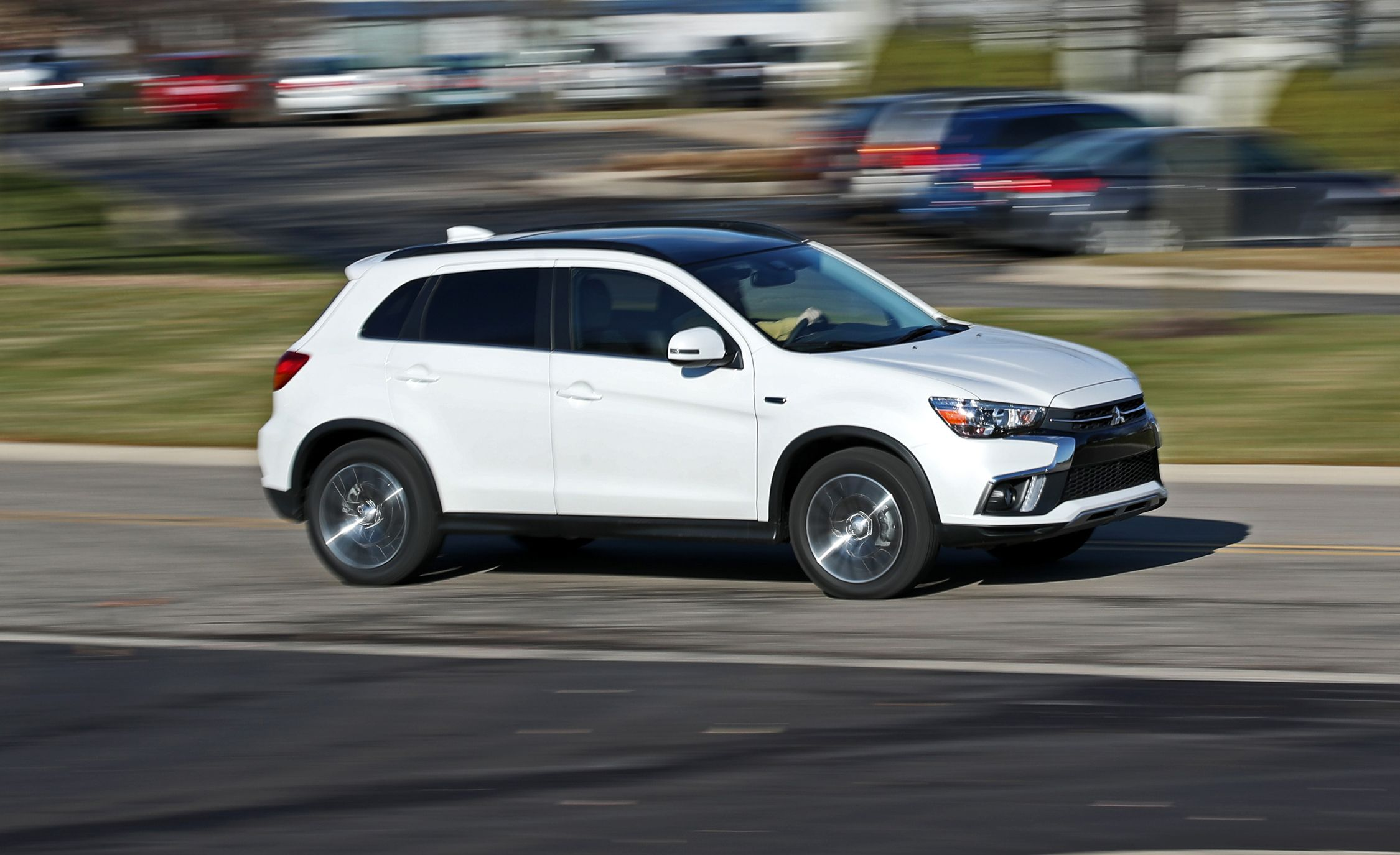 2018 Mitsubishi Outlander Sport In Depth Model Review Car And Driver