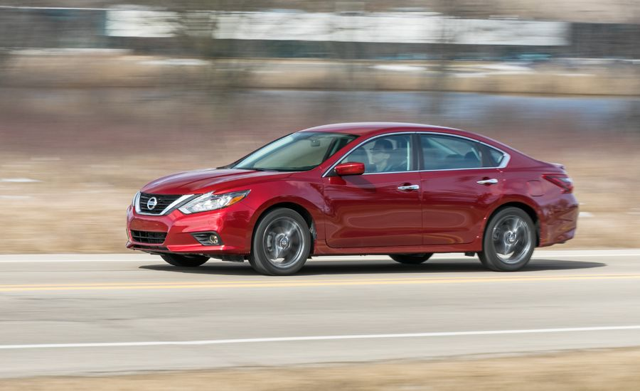 2018 Nissan Altima | In-Depth Model Review | Car and Driver