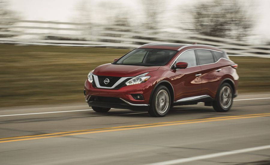 2018 Nissan Murano | In-Depth Model Review | Car and Driver