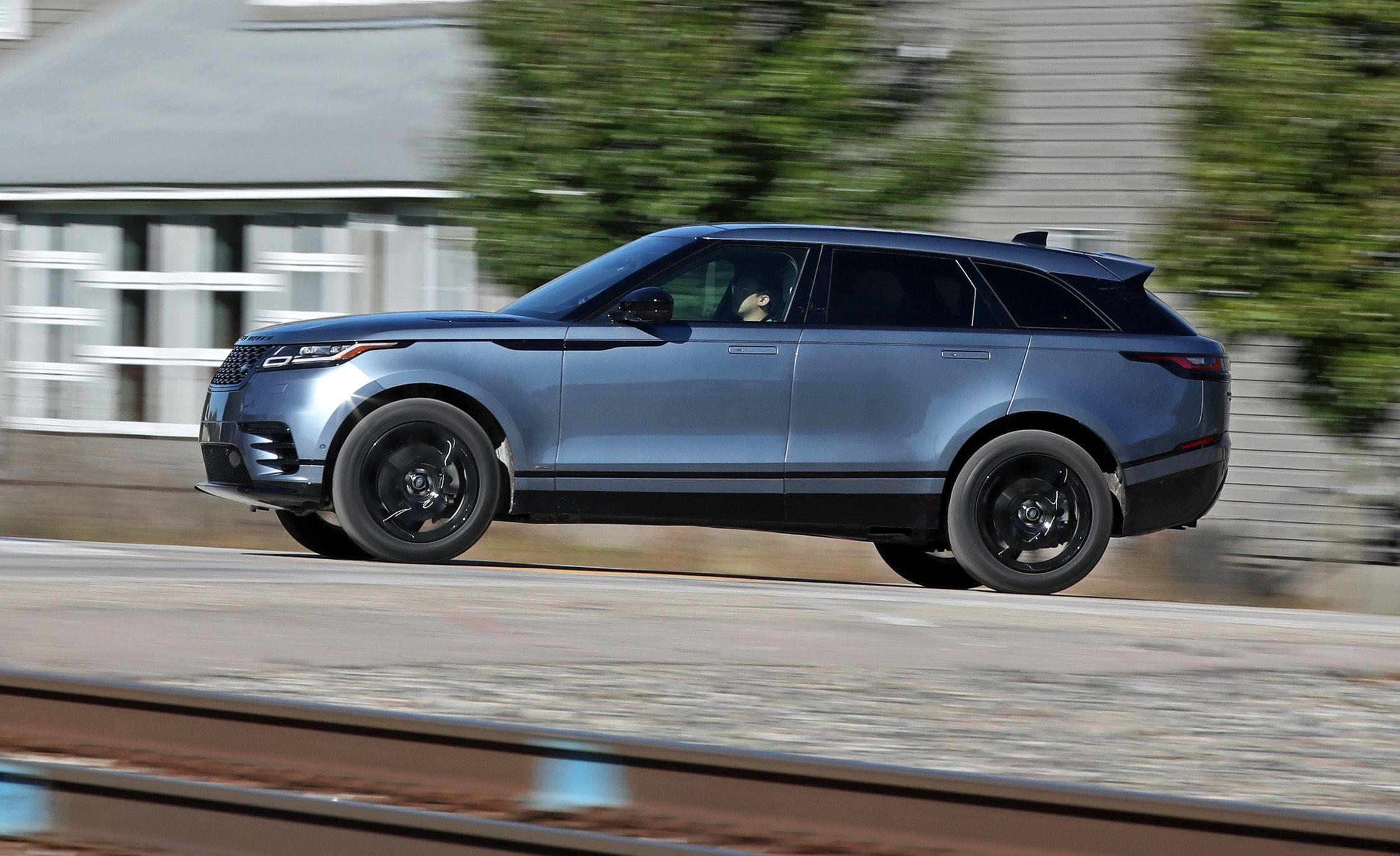 2018 Range Rover Velar | In-Depth Model Review | Car and Driver