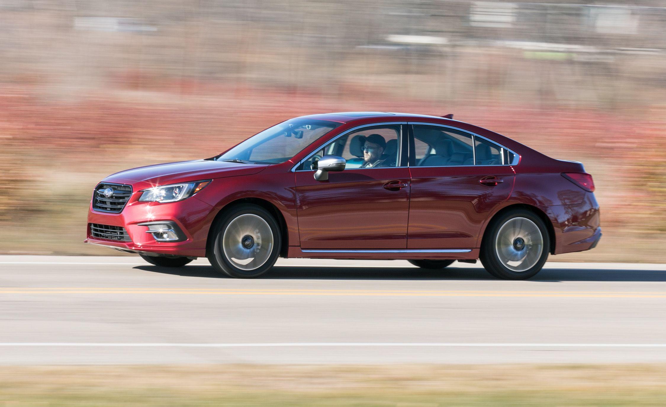 Subaru Legacy: Driving tips for AWD vehicles