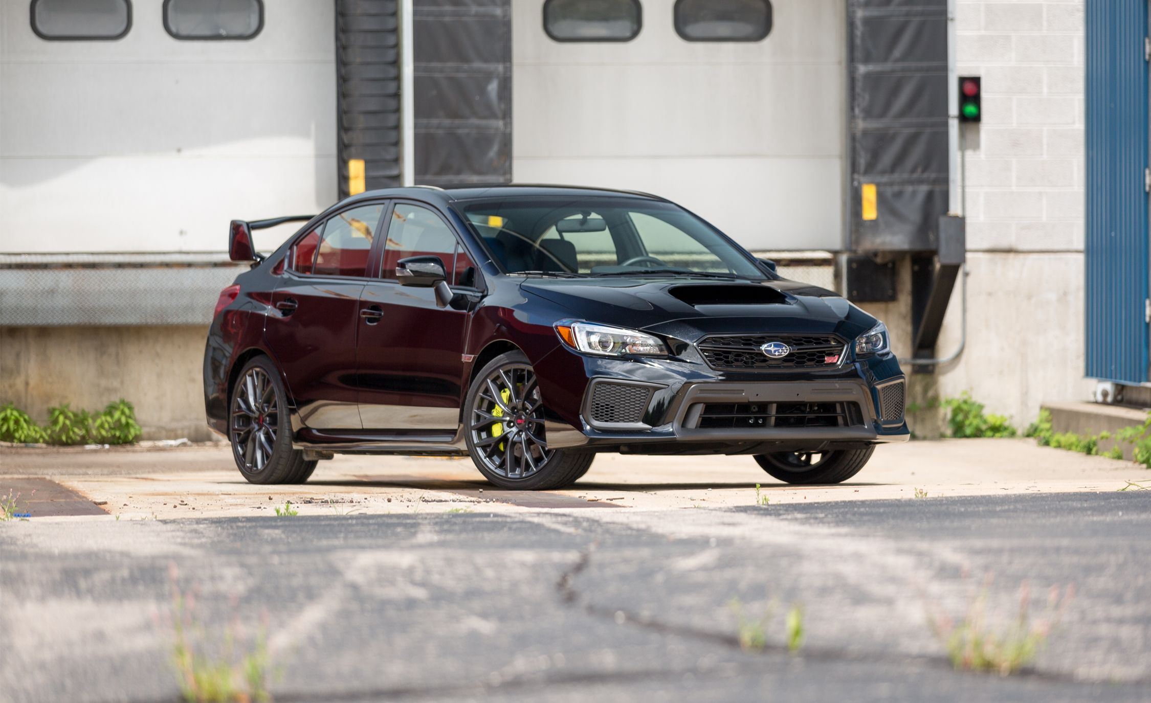 2018 Subaru WRX STI | In-Depth Model Review | Car and Driver