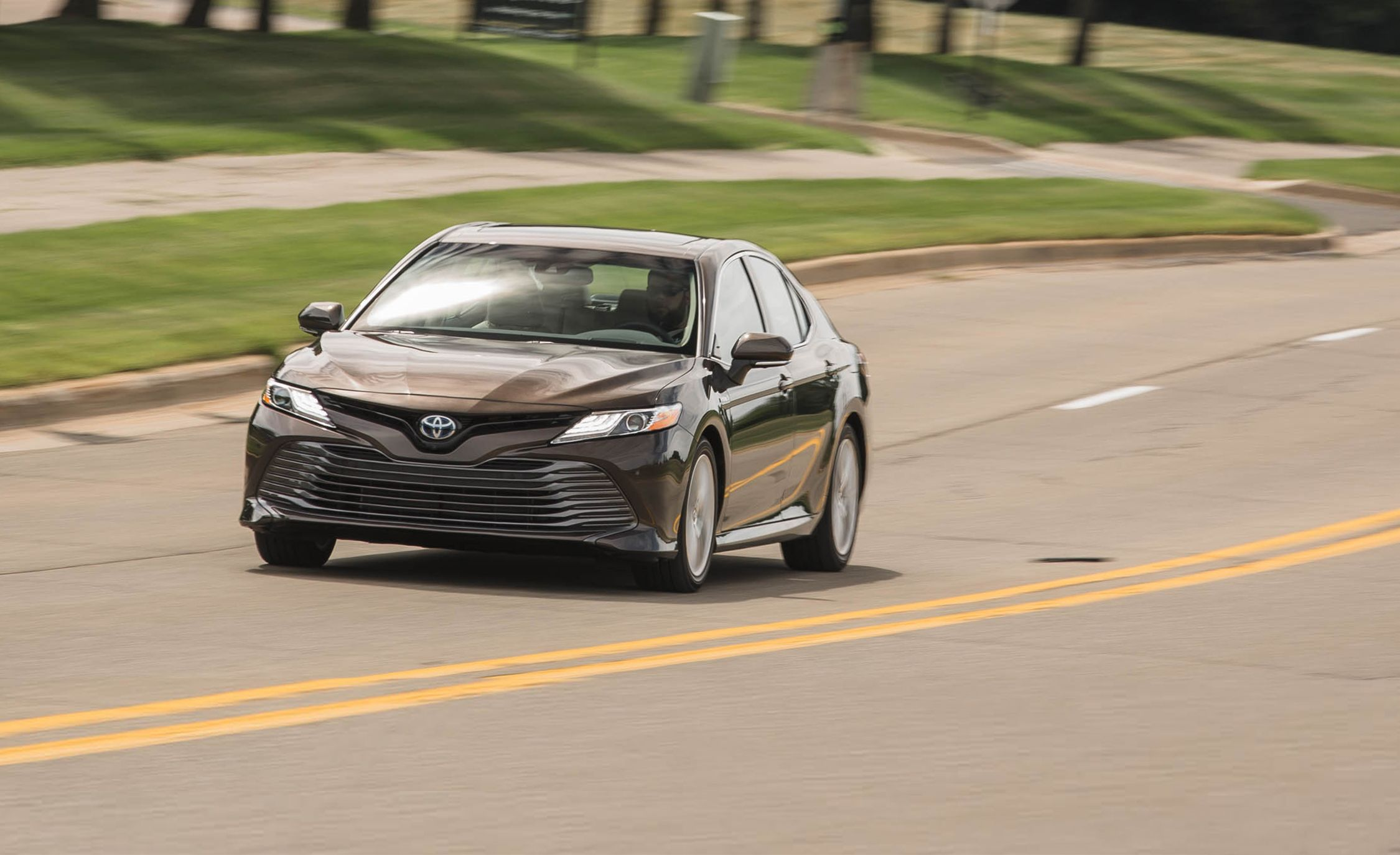 2018 Toyota Camry  InDepth Model Review  Car and Driver