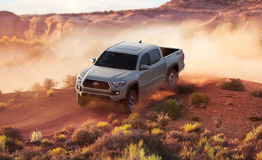 Image result for 2018 Toyota Tacoma Off Road Premium