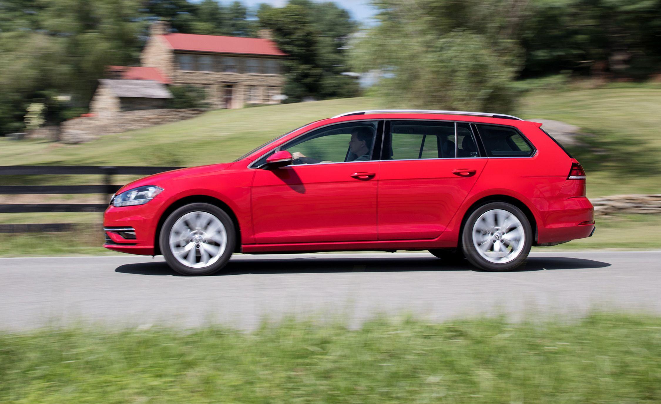 Volkswagen jetta sportwagen reviews