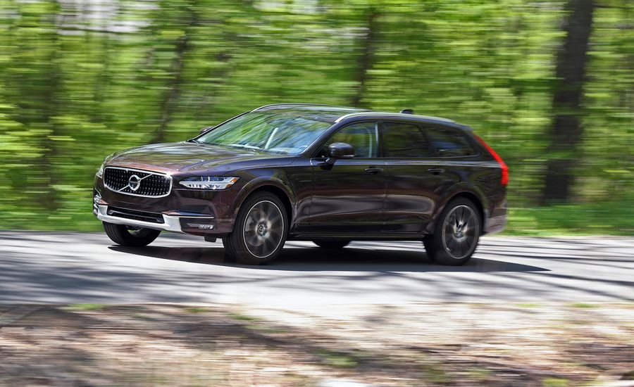 2018 volvo v90 v90 cross country in depth model review car and driver. Black Bedroom Furniture Sets. Home Design Ideas