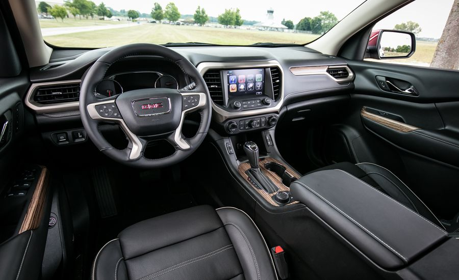 2017 GMC Acadia | In-Depth Model Review | Car and Driver