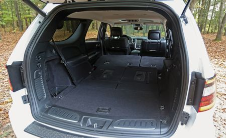 Cargo Space and Storage