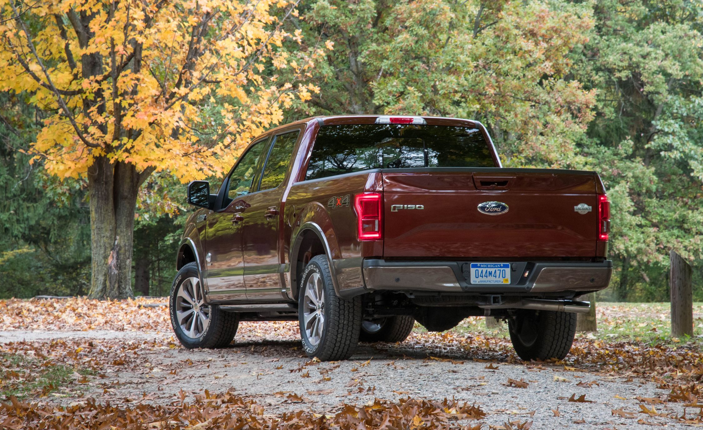 & 2017 Ford F-150 | In-Depth Model Review | Car and Driver markmcfarlin.com