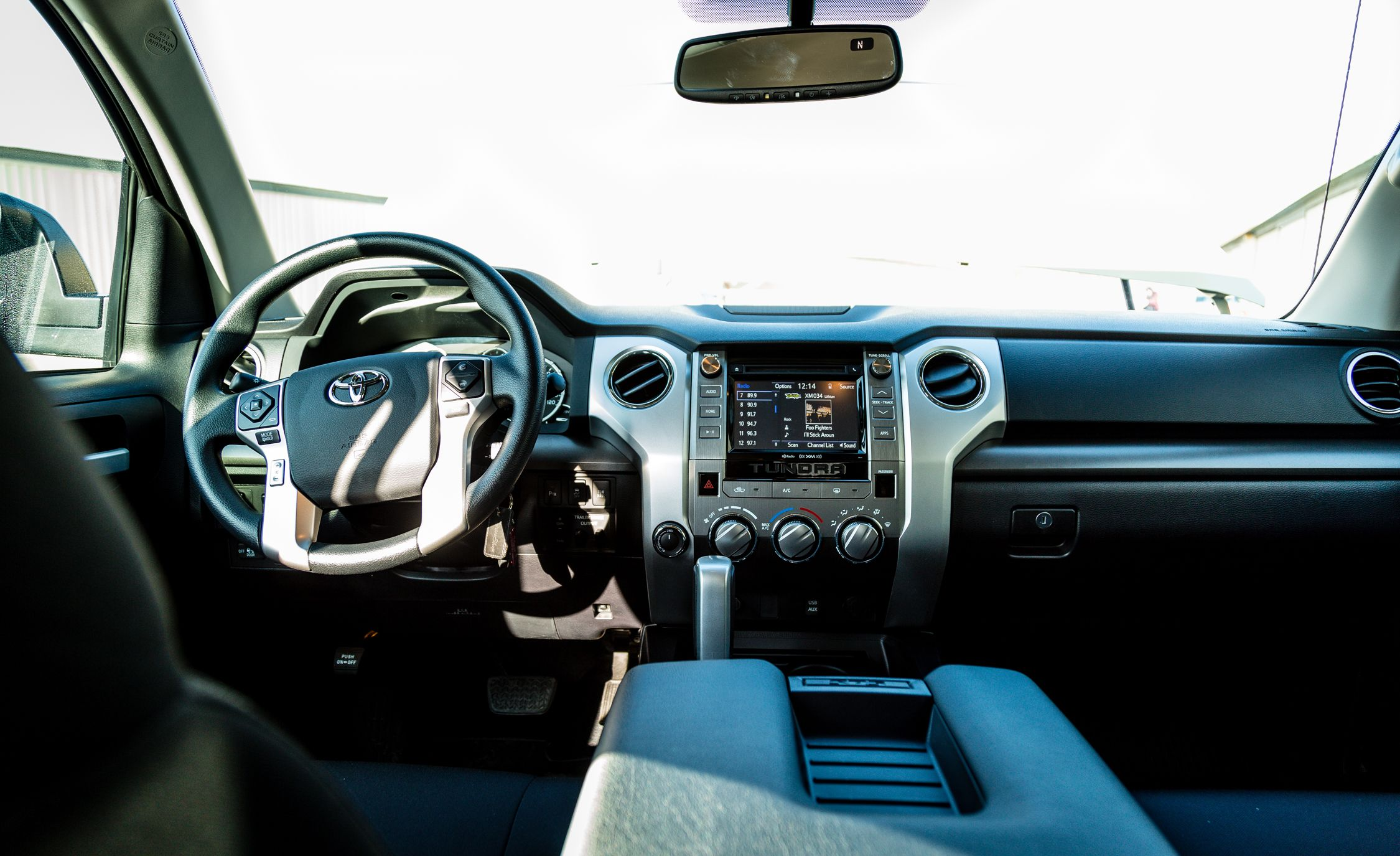 Ram Build And Price >> 2017 Toyota Tundra | Interior Review | Car and Driver