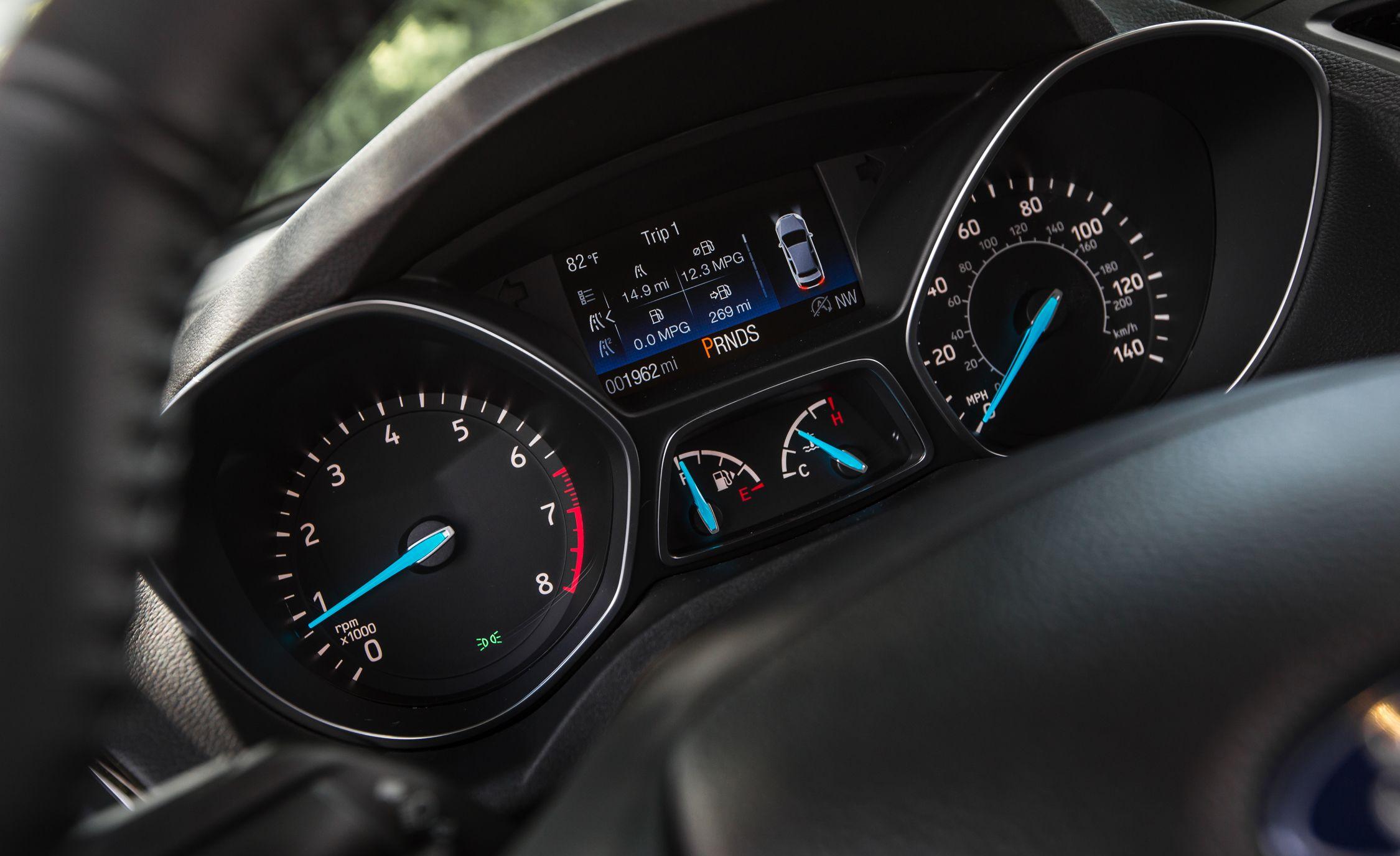 2017 ford escape fuel economy
