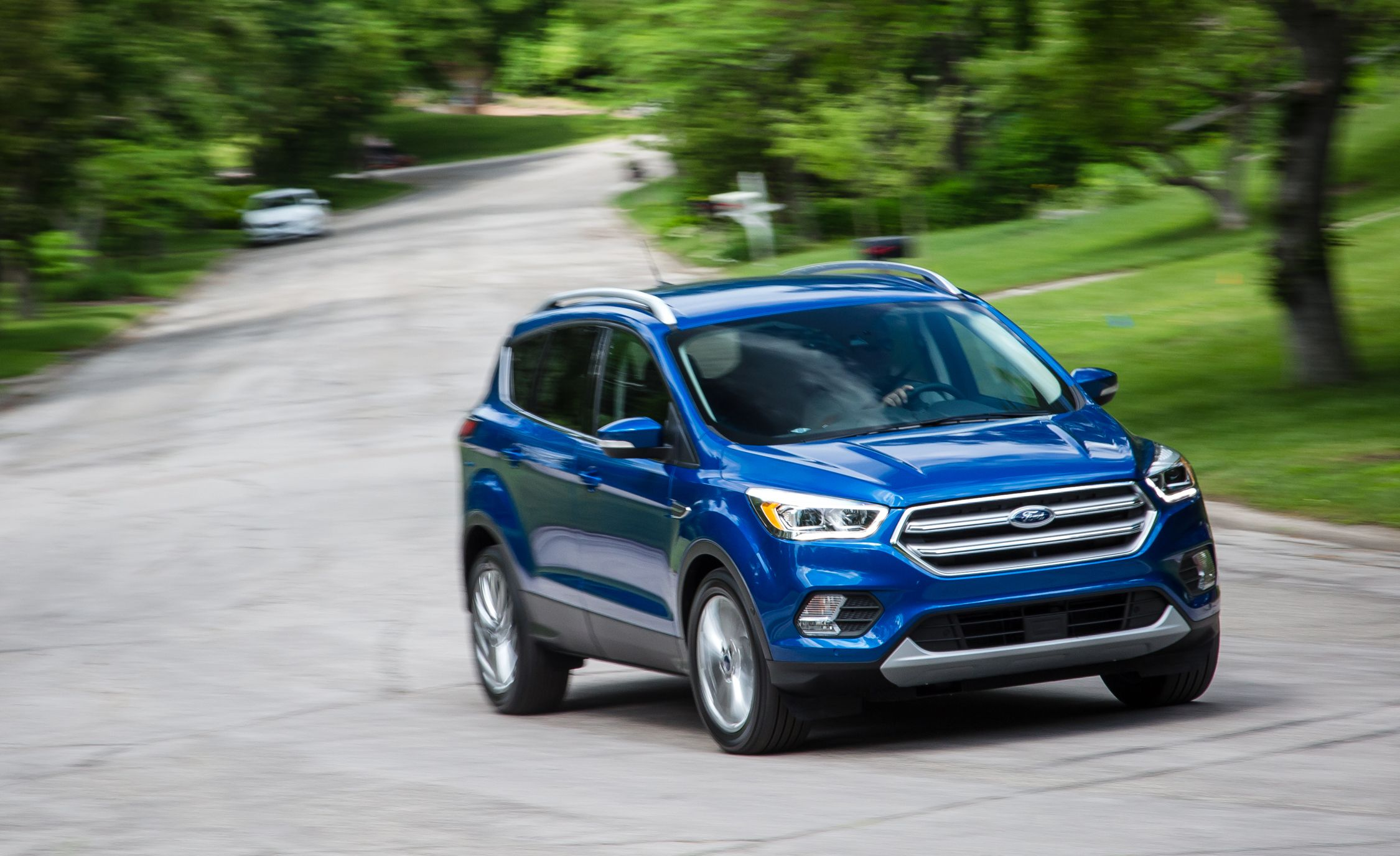 2017 ford escape performance and driving impressions review car and driver. Black Bedroom Furniture Sets. Home Design Ideas