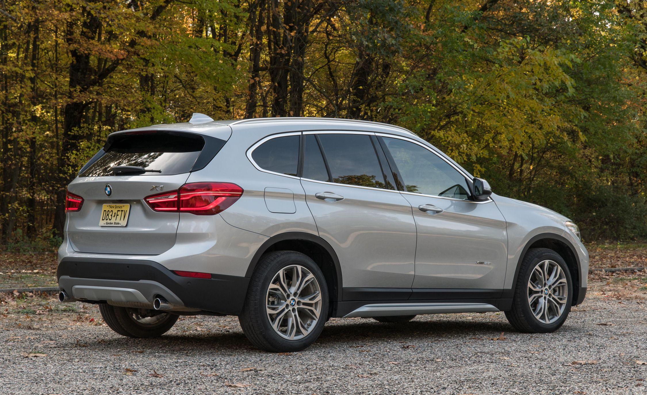 2017 BMW X1 Fuel Economy Review
