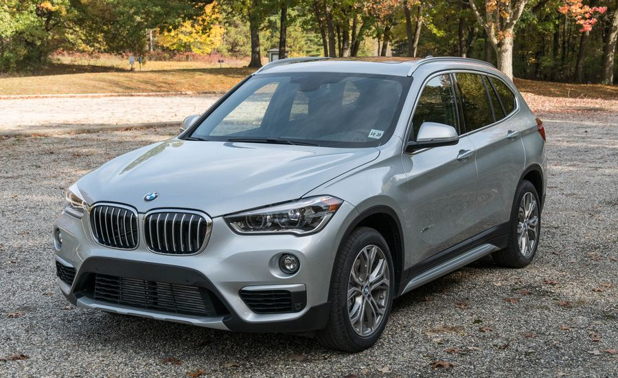 2017 bmw x1 performance and driving impressions car and driver. Black Bedroom Furniture Sets. Home Design Ideas