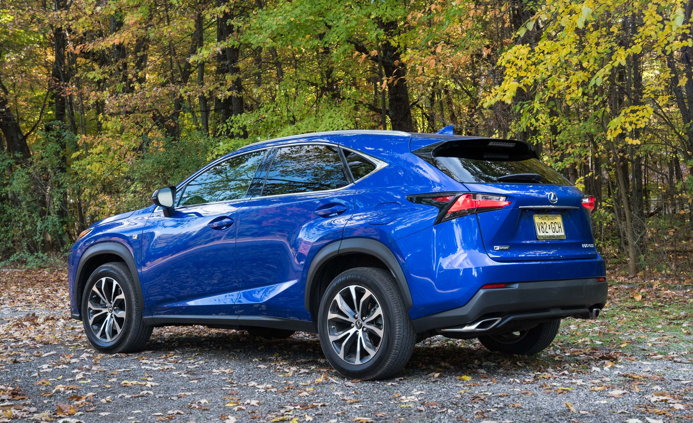 2017 Lexus NX  InDepth Model Review  Car and Driver