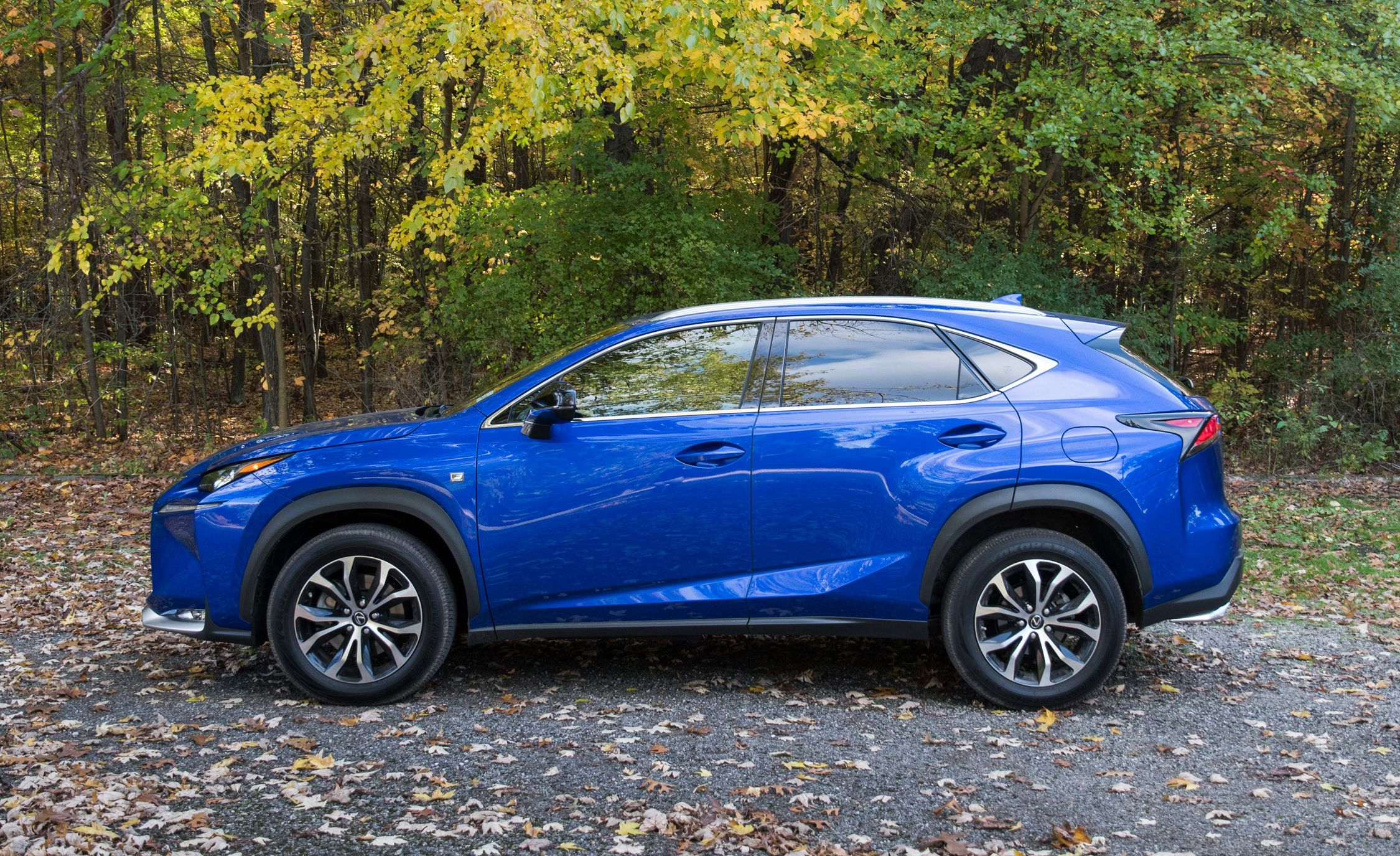 2017 lexus nx review