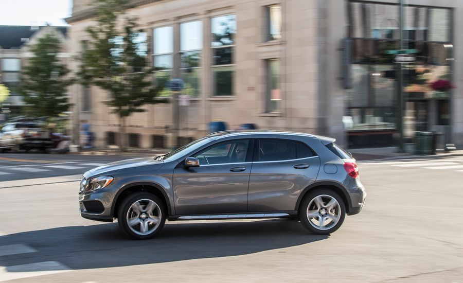 2017 mercedes benz gla class fuel economy review car
