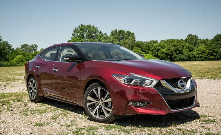 2017 Nissan Maxima Engine And Transmission