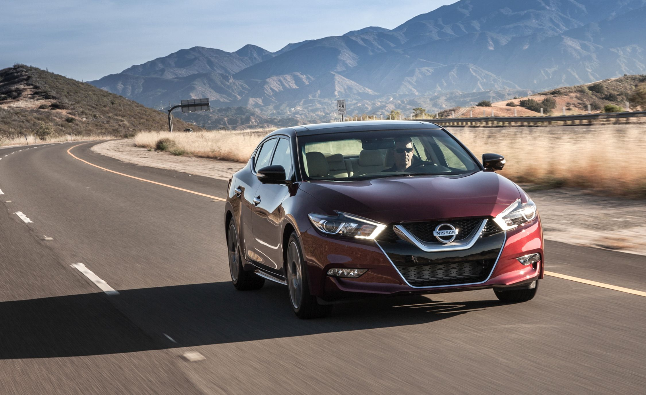 2017 Nissan Maxima Fuel Economy Review