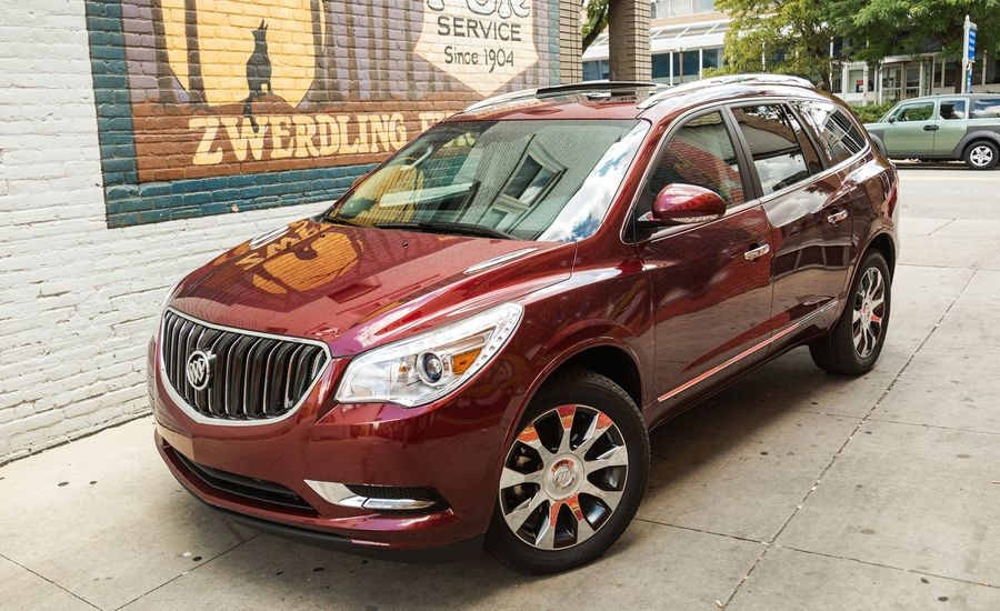 2017 Buick Enclave | Exterior Review | Car and Driver