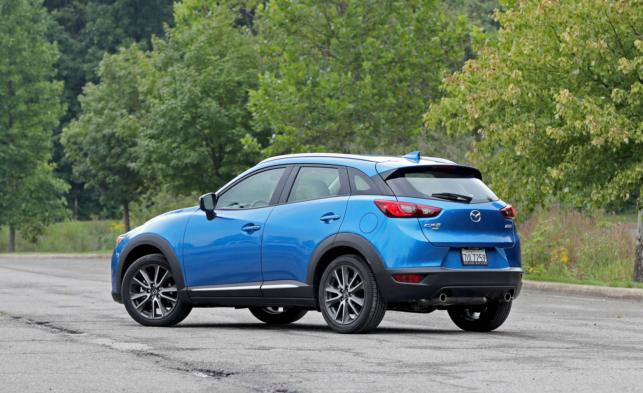 2017 Mazda CX-3 | In-Depth Model Review | Car and Driver