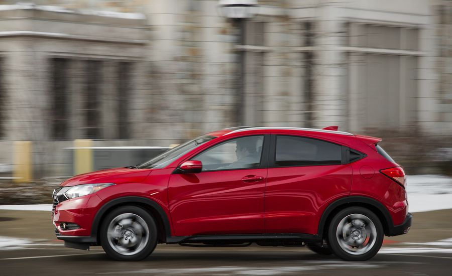 2017 honda hr v safety and driver assistance review