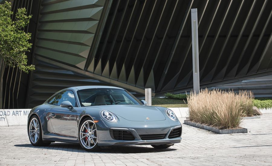 2017 Porsche 911 | Cargo Space and Storage Review | Car and Driver