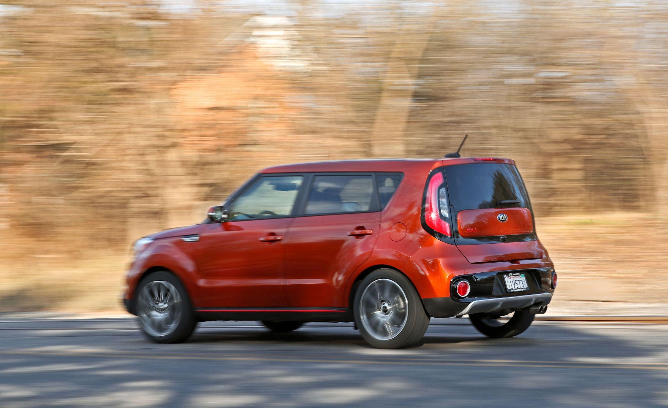 2017 kia soul fuel economy review car and driver rh caranddriver com 2015 Kia Soul Front Orange Kia Soul