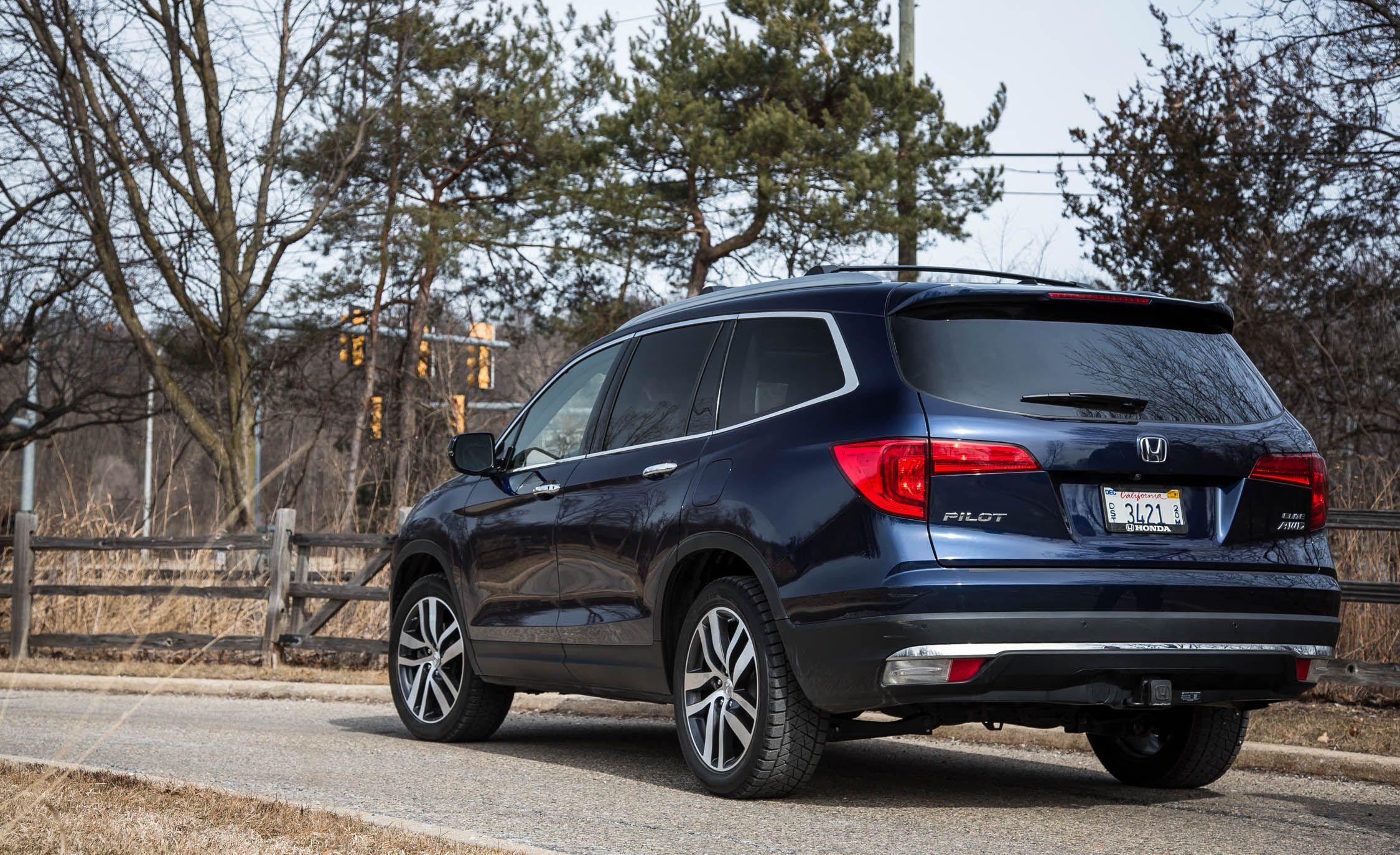 2017 honda pilot fuel economy review car and driver for 2017 honda pilot gas mileage