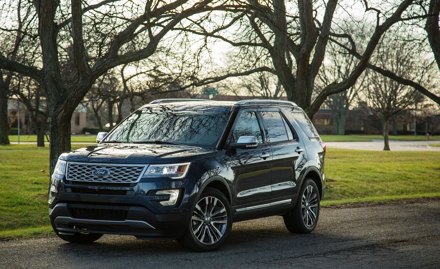 2017 ford explorer engine and transmission review car and driver. Black Bedroom Furniture Sets. Home Design Ideas